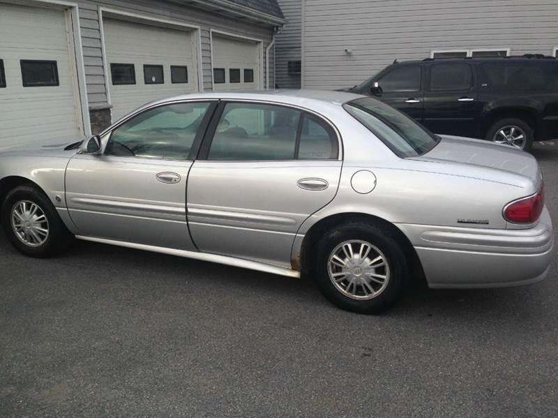 2002 Buick LeSabre for sale at Lee Miller Used Cars & Trucks inc. in Germansville PA