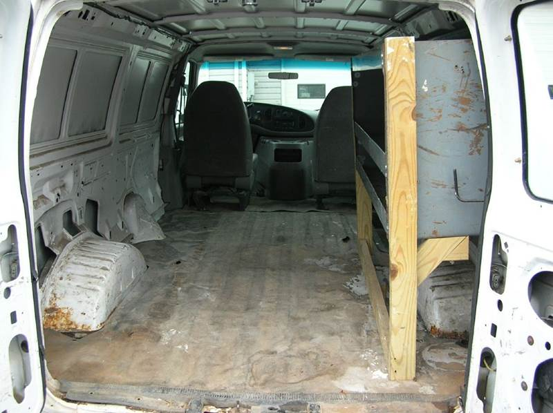 2000 Ford E-150 for sale at Lee Miller Used Cars & Trucks inc. in Germansville PA