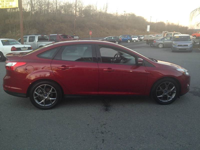 2013 Ford Focus for sale at Lee Miller Used Cars & Trucks Inc. in Germansville PA