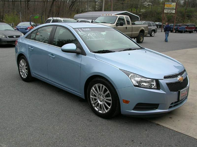 2011 Chevrolet Cruze for sale at Lee Miller Used Cars & Trucks inc. in Germansville PA
