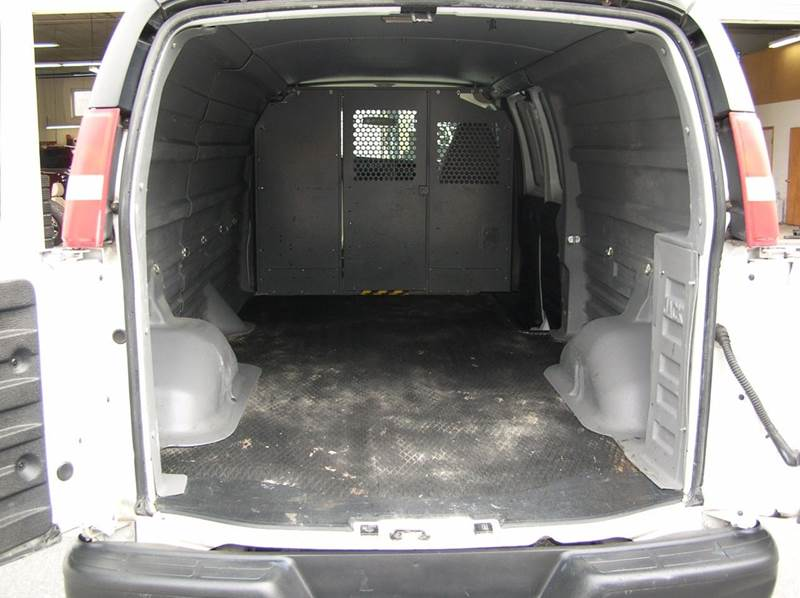 2008 GMC Savana Cargo for sale at Lee Miller Used Cars & Trucks inc. in Germansville PA