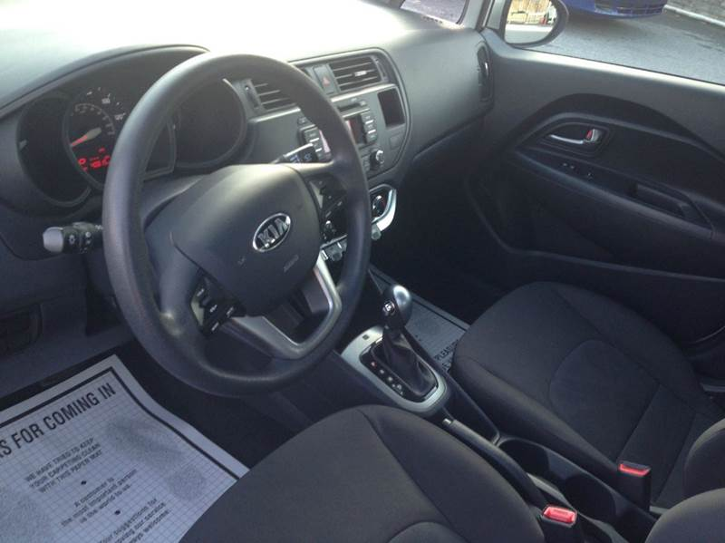 2015 Kia Rio for sale at Lee Miller Used Cars & Trucks Inc. in Germansville PA
