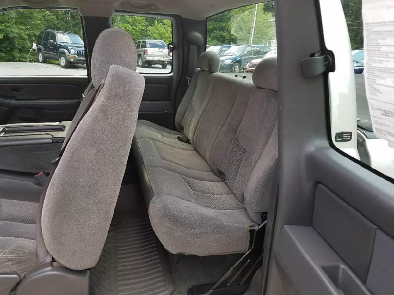 2005 Chevrolet Silverado 1500 for sale at Lee Miller Used Cars & Trucks Inc. in Germansville PA