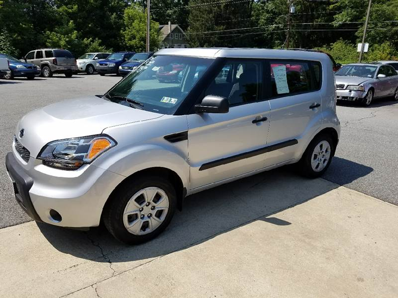 2011 Kia Soul for sale at Lee Miller Used Cars & Trucks Inc. in Germansville PA