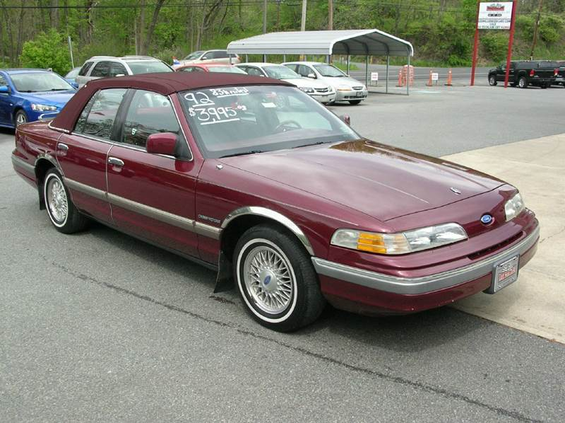 1992 Ford Crown Victoria for sale at Lee Miller Used Cars & Trucks Inc. in Germansville PA