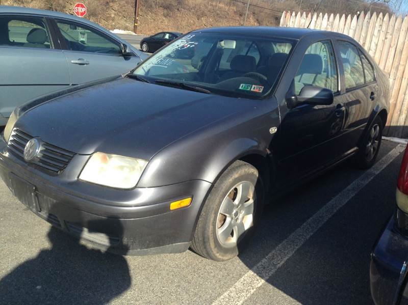 2003 Volkswagen Jetta for sale at Lee Miller Used Cars & Trucks inc. in Germansville PA