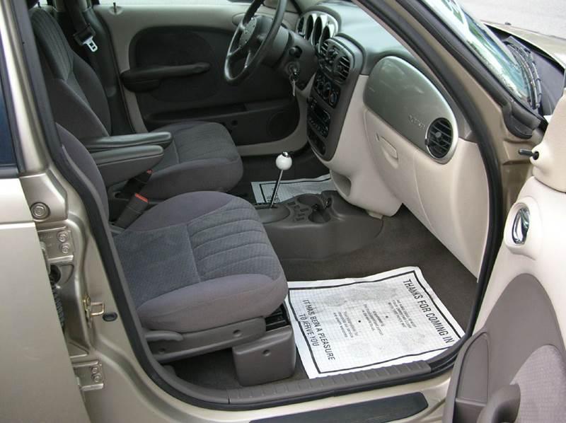 2003 Chrysler PT Cruiser for sale at Lee Miller Used Cars & Trucks Inc. in Germansville PA