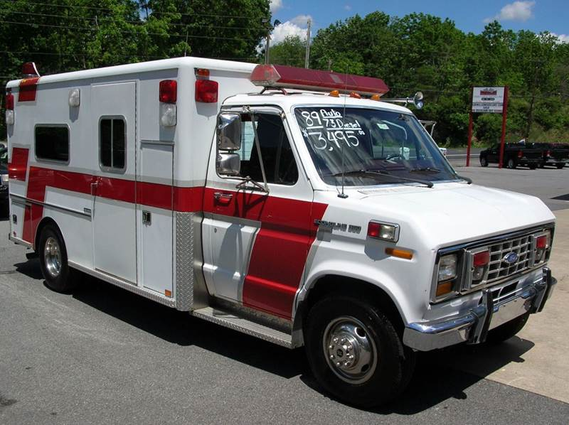 1989 Ford Econoline 350 xl for sale at Lee Miller Used Cars & Trucks inc. in Germansville PA