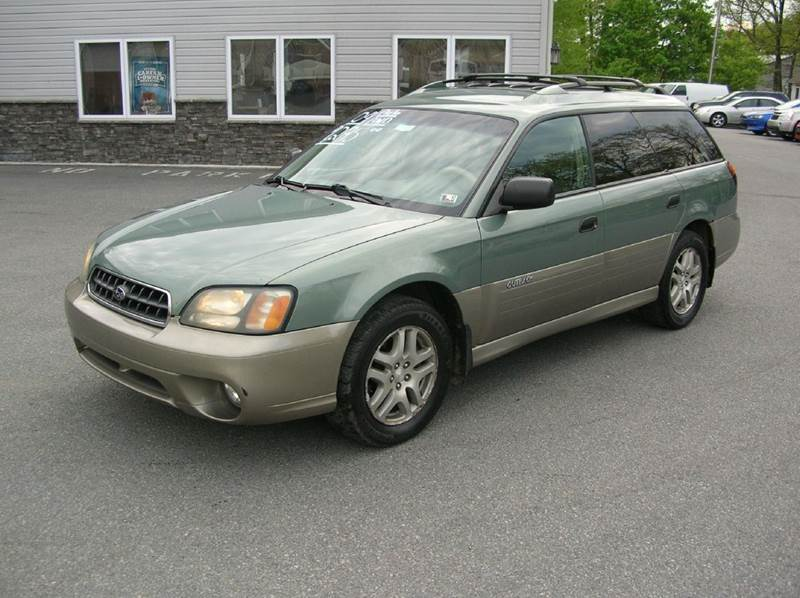 2004 Subaru Outback for sale at Lee Miller Used Cars & Trucks inc. in Germansville PA