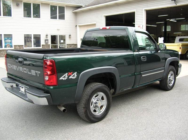 2003 Chevrolet Silverado 1500 for sale at Lee Miller Used Cars & Trucks Inc. in Germansville PA