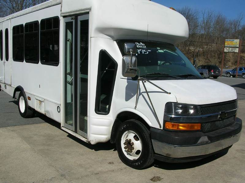 2008 Chevrolet G3500 for sale at Lee Miller Used Cars & Trucks inc. in Germansville PA
