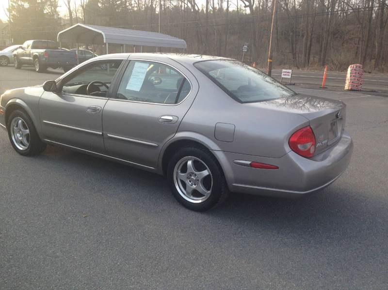 2001 Nissan Maxima for sale at Lee Miller Used Cars & Trucks inc. in Germansville PA