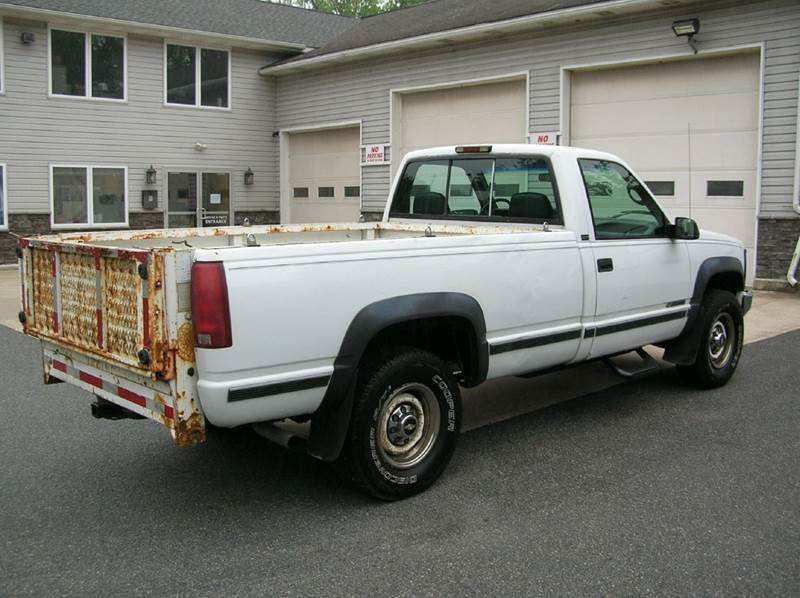 1995 Chevrolet C/K 2500 Series for sale at Lee Miller Used Cars & Trucks inc. in Germansville PA