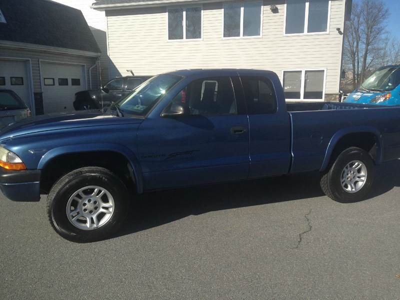 2002 Dodge Dakota for sale at Lee Miller Used Cars & Trucks inc. in Germansville PA