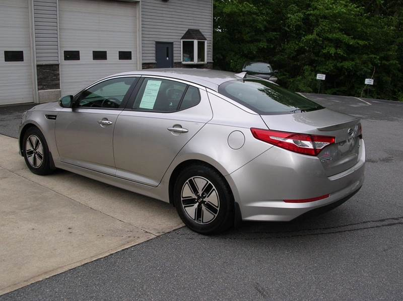 2012 Kia Optima Hybrid for sale at Lee Miller Used Cars & Trucks Inc. in Germansville PA