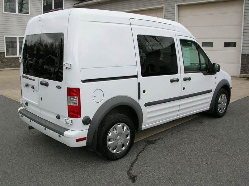 2010 Ford Transit Connect for sale at Lee Miller Used Cars & Trucks inc. in Germansville PA