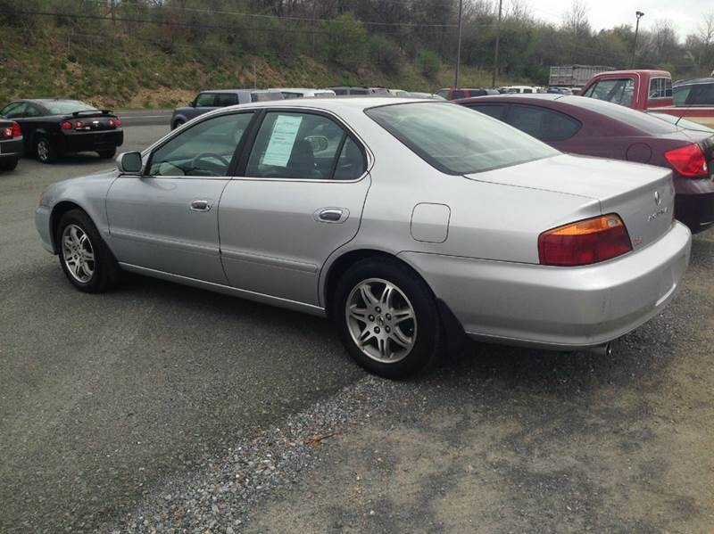 2000 Acura TL for sale at Lee Miller Used Cars & Trucks inc. in Germansville PA