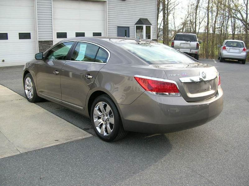 2010 Buick LaCrosse for sale at Lee Miller Used Cars & Trucks inc. in Germansville PA