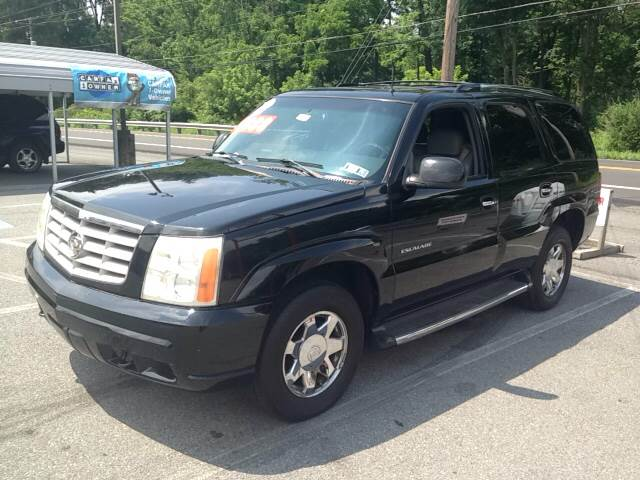 2002 Cadillac Escalade for sale at Lee Miller Used Cars & Trucks Inc. in Germansville PA