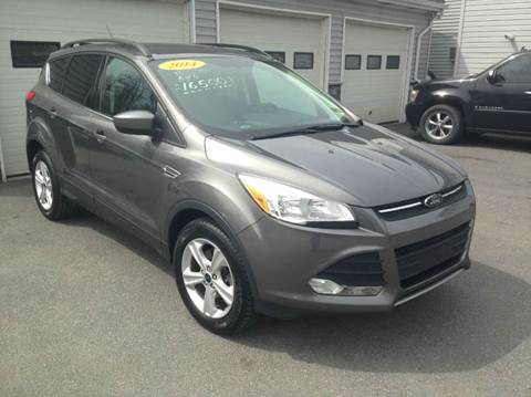 2014 Ford Escape for sale at Lee Miller Used Cars & Trucks Inc. in Germansville PA