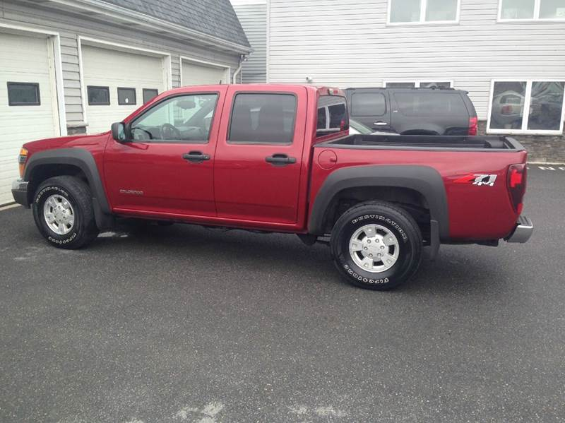 2005 Chevrolet Colorado for sale at Lee Miller Used Cars & Trucks inc. in Germansville PA