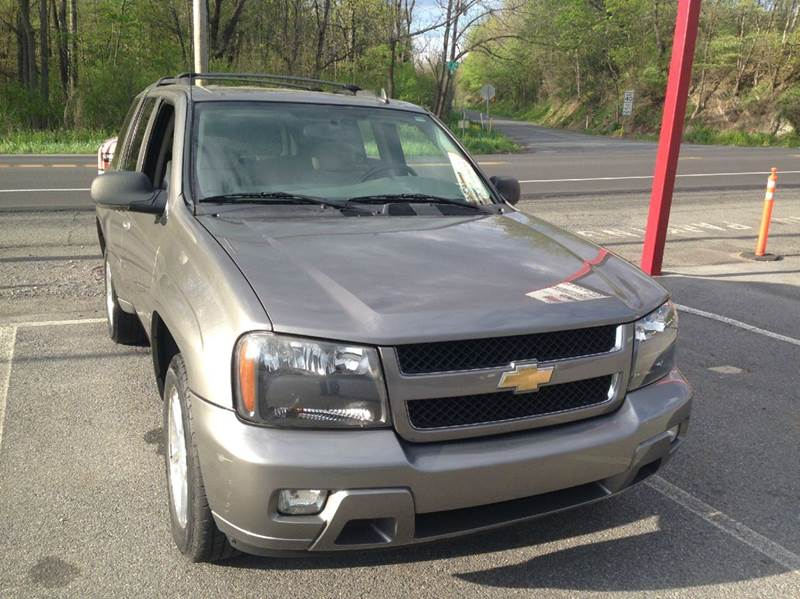 2008 Chevrolet TrailBlazer for sale at Lee Miller Used Cars & Trucks inc. in Germansville PA