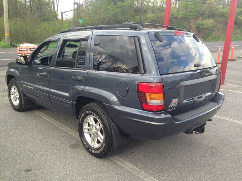 2004 Jeep Grand Cherokee for sale at Lee Miller Used Cars & Trucks Inc. in Germansville PA