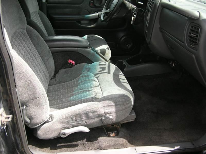 2000 Chevrolet Blazer for sale at Lee Miller Used Cars & Trucks Inc. in Germansville PA