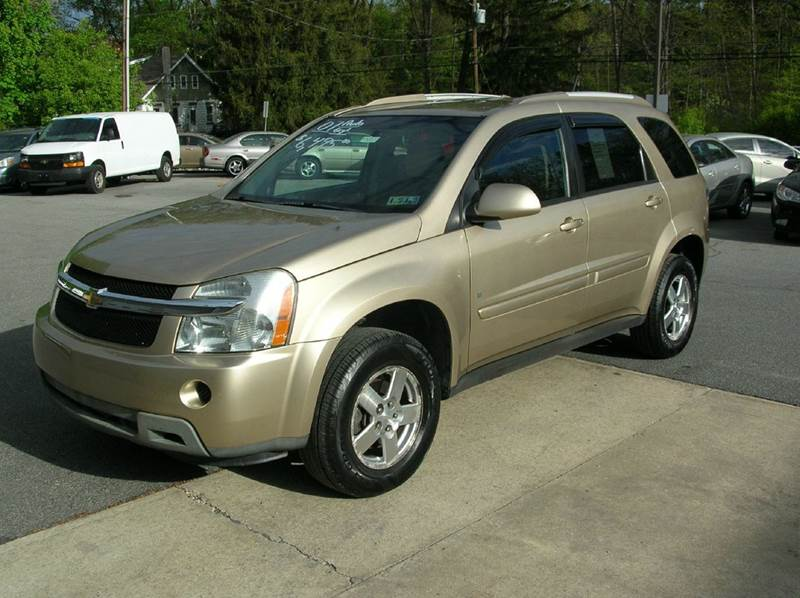 2007 Chevrolet Equinox for sale at Lee Miller Used Cars & Trucks inc. in Germansville PA