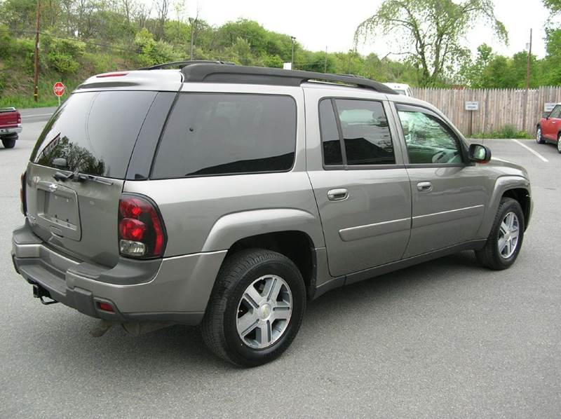 2005 Chevrolet TrailBlazer EXT for sale at Lee Miller Used Cars & Trucks inc. in Germansville PA