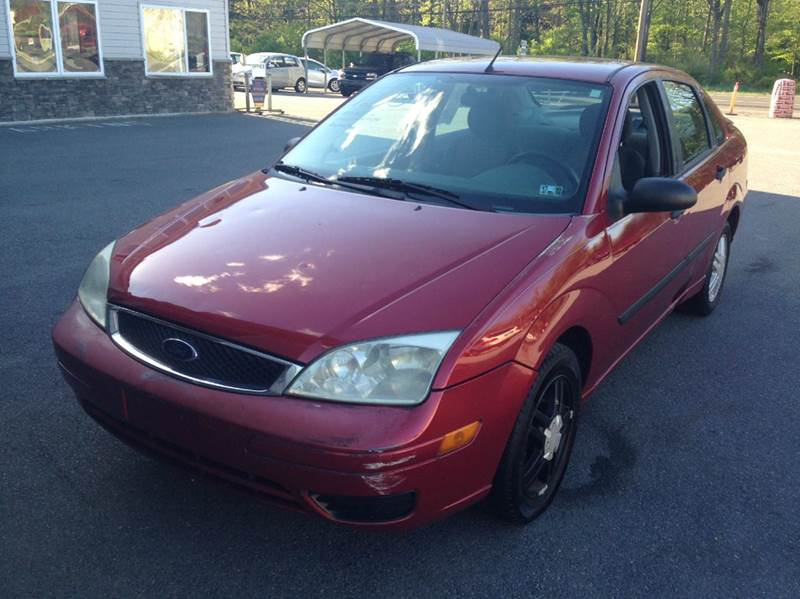 2005 Ford Focus for sale at Lee Miller Used Cars & Trucks Inc. in Germansville PA