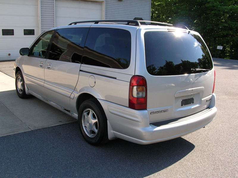 1998 Oldsmobile Silhouette for sale at Lee Miller Used Cars & Trucks inc. in Germansville PA