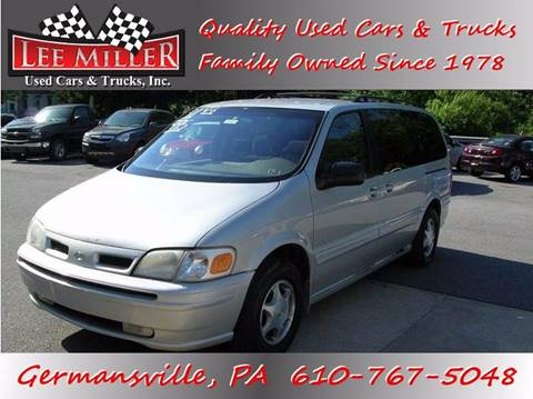 1998 Oldsmobile Silhouette for sale in Germansville, PA