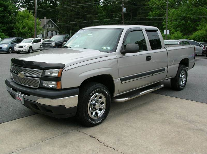 2006 Chevrolet Silverado 1500 for sale at Lee Miller Used Cars & Trucks inc. in Germansville PA