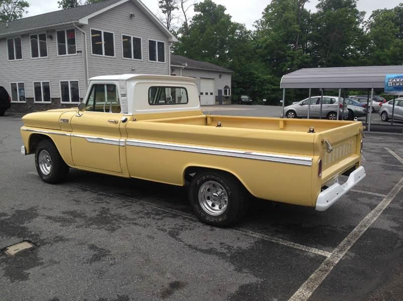 1965 Chevrolet C/K 10 Series for sale at Lee Miller Used Cars & Trucks Inc. in Germansville PA