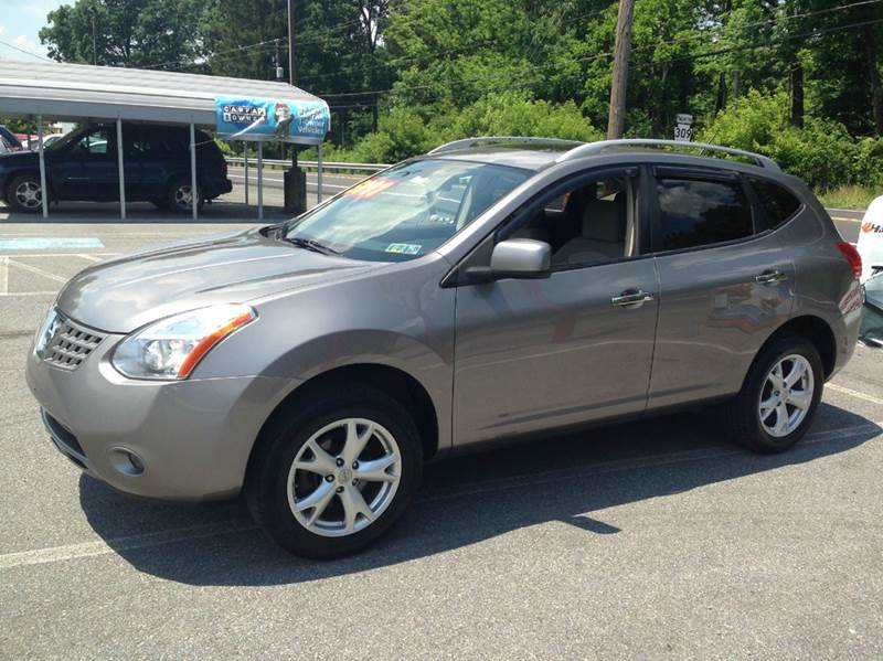 2010 Nissan Rogue for sale at Lee Miller Used Cars & Trucks inc. in Germansville PA