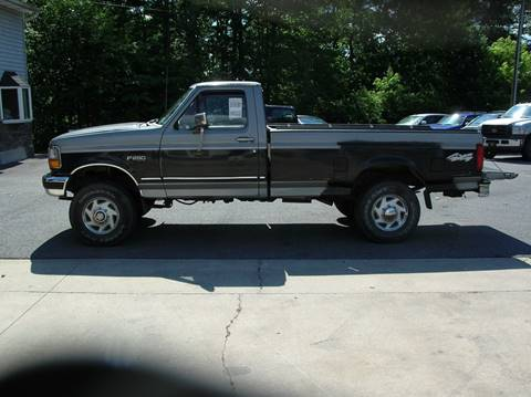 1992 Ford F-250 for sale in Germansville, PA