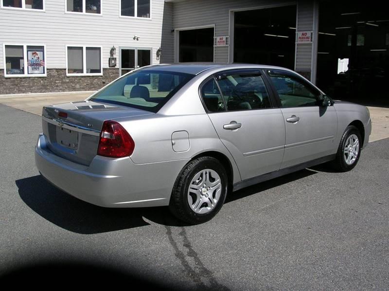 2006 Chevrolet Malibu for sale at Lee Miller Used Cars & Trucks Inc. in Germansville PA