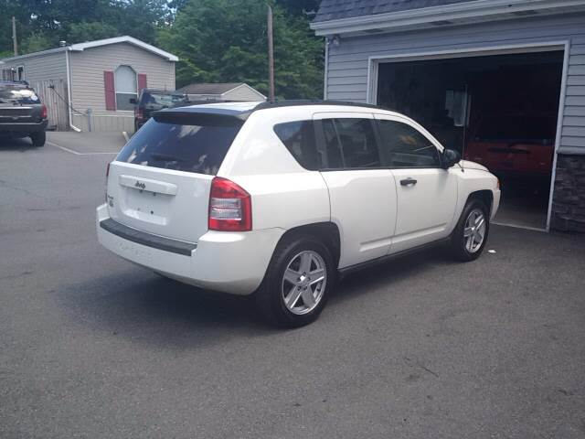 2007 Jeep Compass for sale at Lee Miller Used Cars & Trucks Inc. in Germansville PA