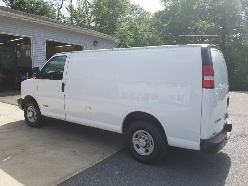 2006 Chevrolet Express Cargo for sale at Lee Miller Used Cars & Trucks Inc. in Germansville PA