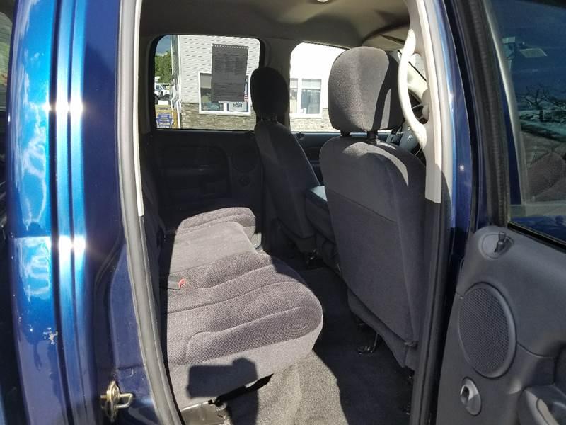 2004 Dodge Ram Pickup 1500 for sale at Lee Miller Used Cars & Trucks Inc. in Germansville PA