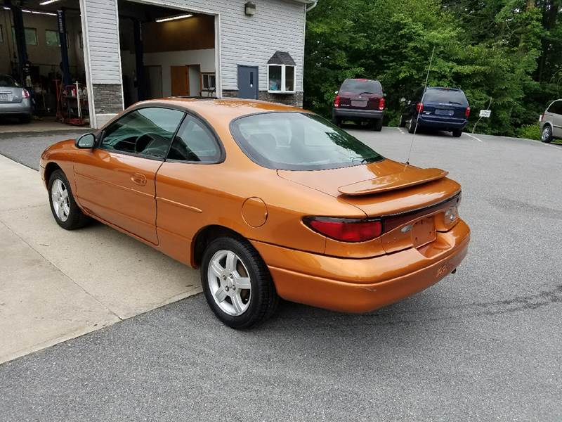 2003 Ford Escort for sale at Lee Miller Used Cars & Trucks Inc. in Germansville PA