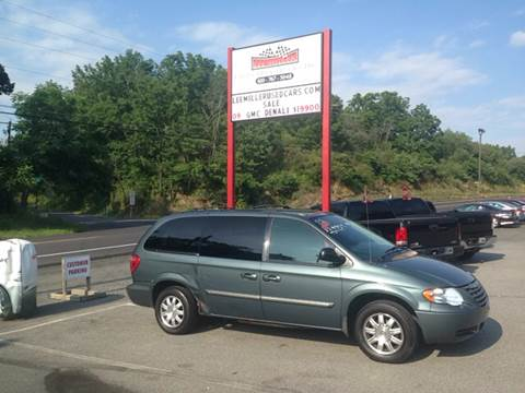 2005 Chrysler Town and Country for sale at Lee Miller Used Cars & Trucks Inc. in Germansville PA