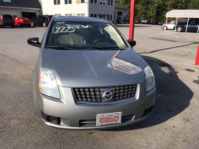 2007 Nissan Sentra for sale at Lee Miller Used Cars & Trucks Inc. in Germansville PA