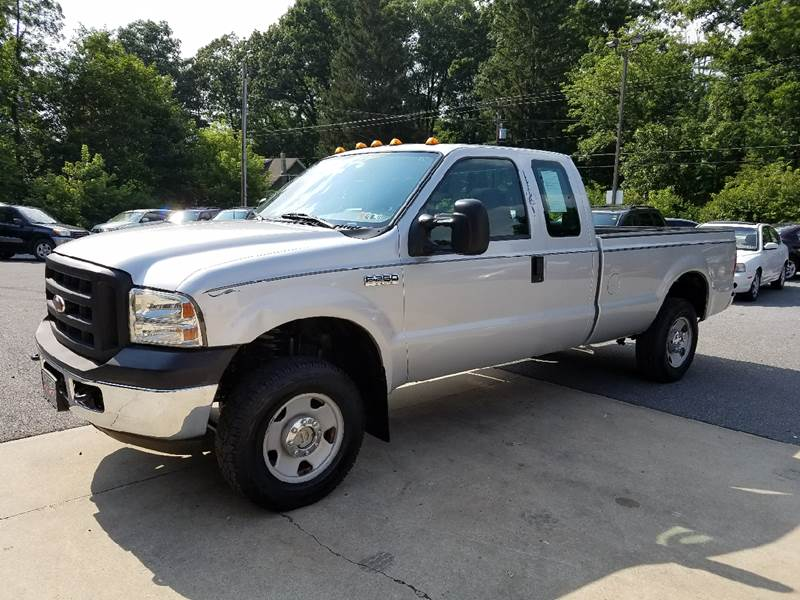 2006 Ford F-250 Super Duty for sale at Lee Miller Used Cars & Trucks Inc. in Germansville PA