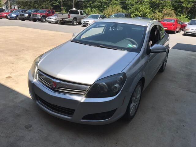 2008 Saturn Astra for sale at Lee Miller Used Cars & Trucks Inc. in Germansville PA