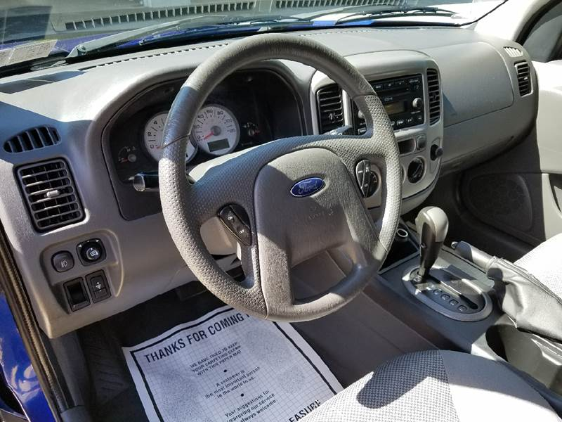 2005 Ford Escape for sale at Lee Miller Used Cars & Trucks Inc. in Germansville PA