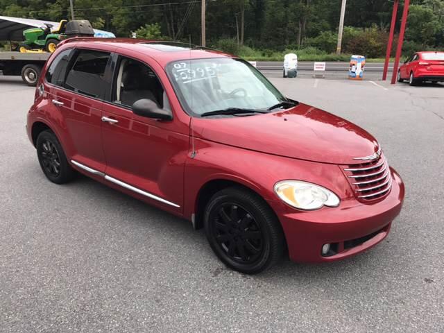 2007 Chrysler PT Cruiser for sale at Lee Miller Used Cars & Trucks Inc. in Germansville PA