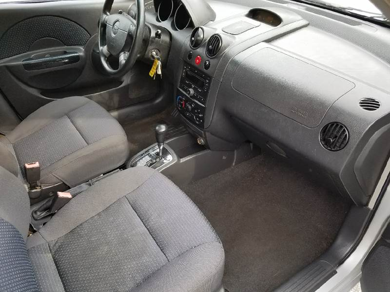 2006 Chevrolet Aveo for sale at Lee Miller Used Cars & Trucks Inc. in Germansville PA