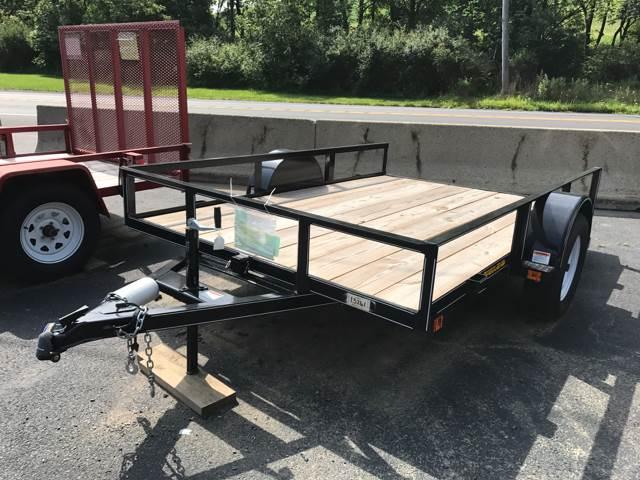 2016 PEQUEA UTILITY 10ft.  TILT for sale at Lee Miller Used Cars & Trucks Inc. in Germansville PA